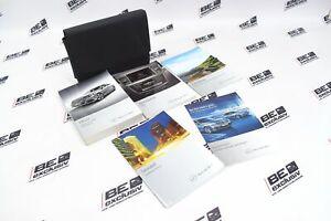 Mercedes-W212-S212-E220-Log-Book-Manual-Additional-Manual-Document-Kit