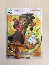 Pokemon TCG Trainer Tali - FULL ART SM2 Stunde der Wächter 144/145 deutsch!