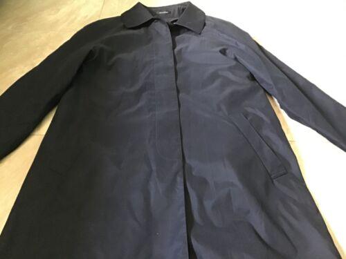 Women's black Sanyo trench coat size 10P