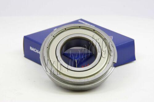 6308ZZENR Nachi C3 Snap Ring 40x90x23 40mm//90mm//23mm 6308Z Japan Ball Bearings