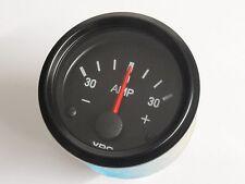 """VDO """"international"""" Amperemeter Stromanzeige 30A"""