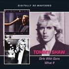 Girls with Guns/What If * by Tommy Shaw (CD, Jul-2013, 2 Discs, Beat Goes On)