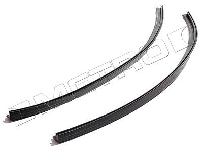 Buick Cadillac Oldsmobile Vertical Seal For Vent Window Pair 1934-1960
