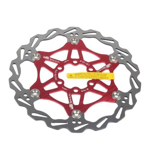 1 pc Bike Disc Rotor Brake Alloy Mechancial Brake For Bike Size 160//180//203mm