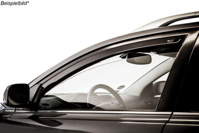 Windabweiser passend für Toyota Avensis III T27 4-Türen ab 2009 4tlg Heko