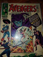 The Avengers #26 (Mar 1966, Marvel)
