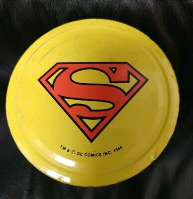 1944 Superman peanutbutter jar