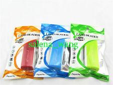 7x11cm Colorful Packaging Bags Zipper Up Retailing OPP Bags 200pcs