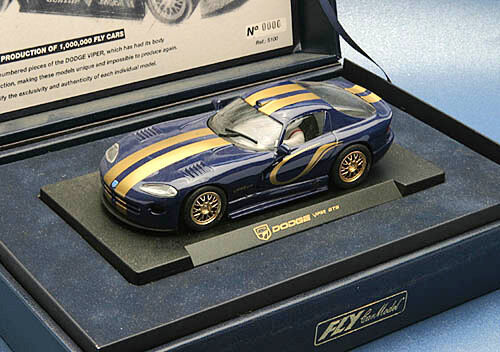 FLY S100 DODGE VIPER SERIES LIMITED 1000 pieces