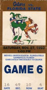 FSU NATIONAL CHAMPIONS 2013 FLORIDA STATE vs CLEMSON FOOTBALL TICKET STUB