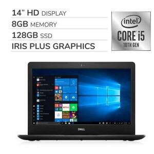 NEW-DELL-INSPIRON-14-034-10th-Gen-Intel-i5-1035G1-4GB-8GB-16GB-128GB-SSD-Laptop