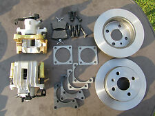 """Scheibenbremse brake kit rear axle Bremse Opel Kadett C Manta Ascona A B cih 14"""""""