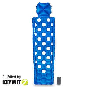 KLYMIT-Ozone-Sleeping-Pad-Lightweight-Camping-Pad-CERTIFIED-REFURBISHED