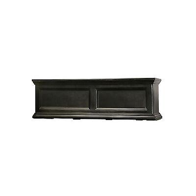 "Mayne Fairfield Window Box - Black - 36"""