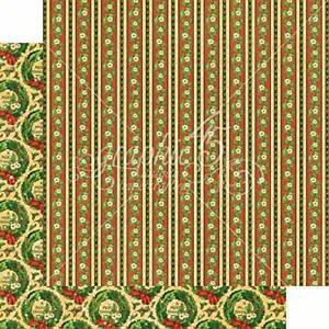 Graphic-45-2-Pages-st-Nicholas-Collection-Nord-Pole-a-Double-Face