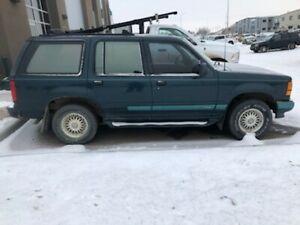 1992 Ford Explorer Limited