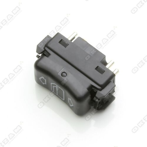 ELECTRIC WINDOW SWITCH FOR CENTER CONSOLE LEFT MERCEDES-BENZ C124 S124 W124