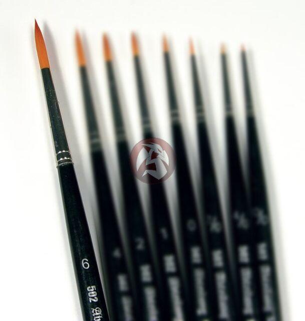 Abteilung502 ABT840-6 Filbert Brush Size 6