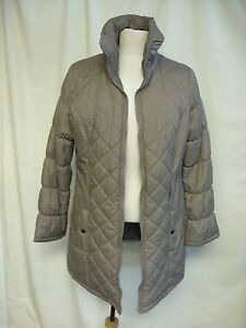 new styles best sneakers new collection Ladies Coat M&S brown/grey size M, bust 40