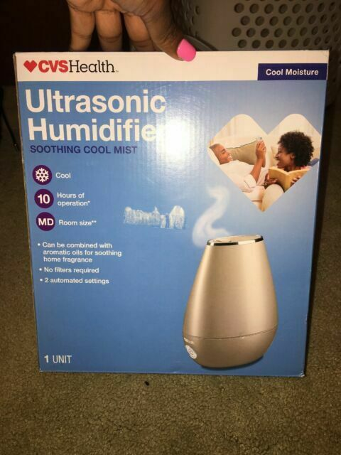 Customer Reviews: CVS Health Portable Ultrasonic Humidifier