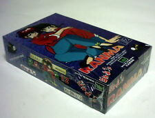 RANMA 1/2 1a SERIE BOX DI FIGURINE (Duemme Publishing)