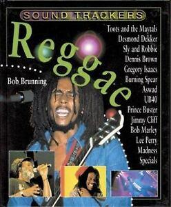 Reggae Hardcover Bob Brunning