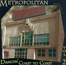 Tazmania's Coast to Coast 2 Blue Diamond, J. Vincent, Thrill Seekers, Ori.. [CD]