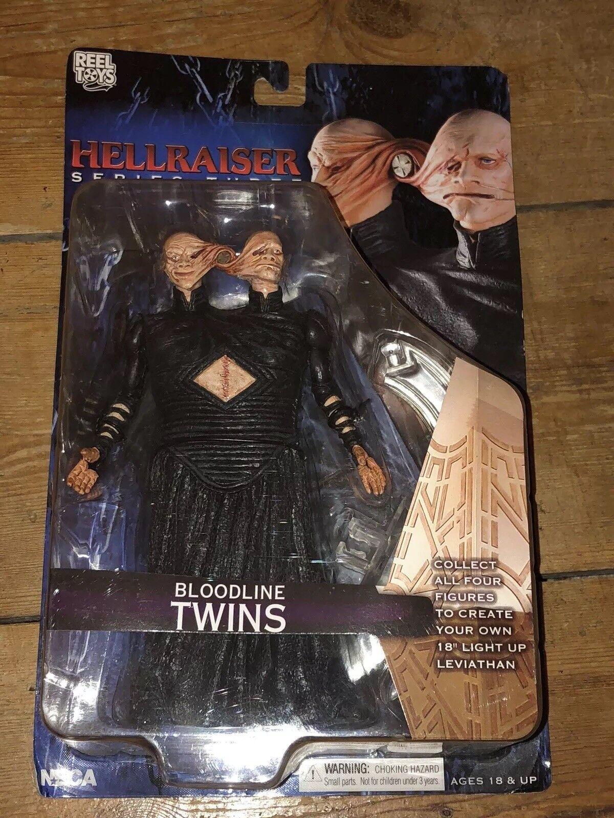 NECA Hellraiser Series 3 Bloodline Twins    AFHRS3 2 4aa8ca