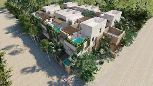 Casas en venta en Tulum - Townhouses