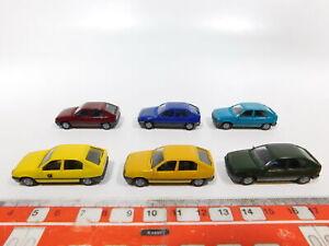 Cg495-0-5-6x-Herpa-h0-1-87-auto-automovil-Opel-Kadett-Neuw