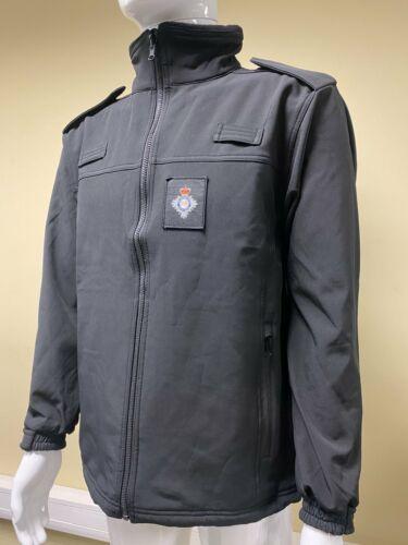 Genuine British Prison Service Softshell OpGear Jacket
