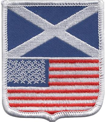 Estados Unidos de América Parche con Bandera Bordada Miami Florida Ee.uu
