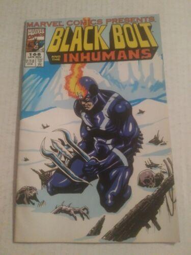 Marvel Comics Presents #167 November 1994