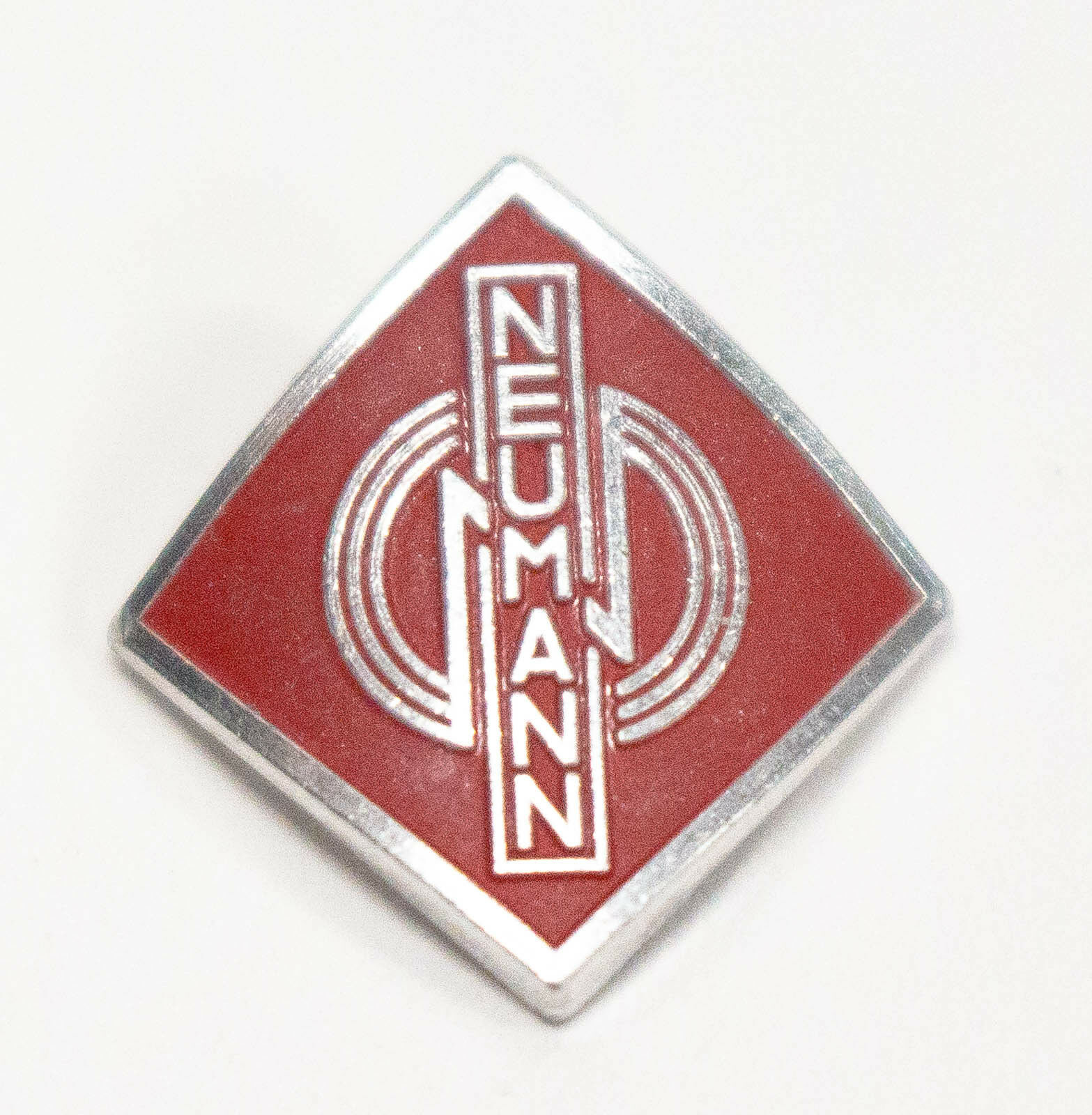 Genuine Neumann Replacement rot Badge for KM 180 183 184 185 Microphone
