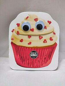 Strange Valentines Day Card Singing Dancing Cake Googly Eyes Sweet Personalised Birthday Cards Paralily Jamesorg