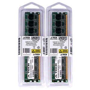 1GB-KIT-2-x-512MB-DIMM-DDR2-NON-ECC-PC2-4200-533MHz-533-MHz-DDR-2-1G-Ram-Memory