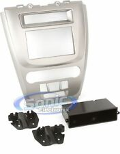 Scosche FD1443B Single/Double DIN Installation Dash Kit for 2009-12 Ford Fusion