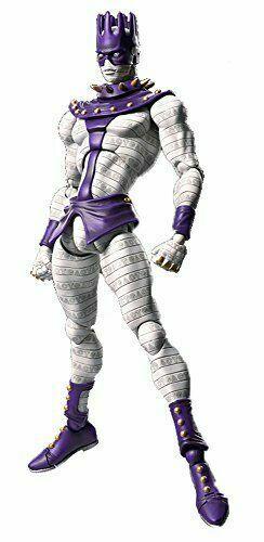 Medicos Super Figure Jojo S Bizarre Adventure Part6 White Snake Japan 1a0017 For Sale Online Ebay