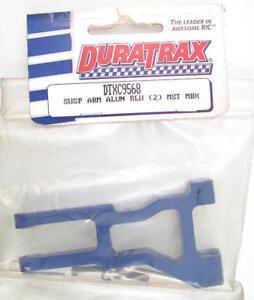 Duratrax DTXC9568 Aluminium Suspension Arms Bleu (2) GR-R Camaro modélisme