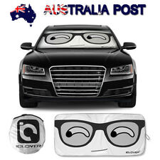 Big Car Front Window Sun Shade Visor SUV Windshield Sunshade Cartoon Block  Cover f02170e61dd