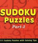 Soduku Puzzles: 111 Sudoku Puzzles with Solving Tips: Part 2 by B Jain Publishing (Paperback, 2006)