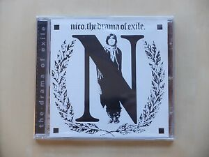 Nico-The-Drama-Of-Exile-ex-The-Velvet-Underground-CD-Czech-Edition-RakosRecords
