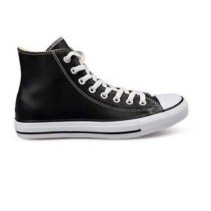 44ce97255cdaf9 Image is loading Converse-Chuck-Taylor-All-Star-Leather-High-Top-