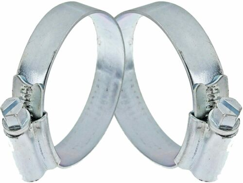 2 x Clamp Clips 25mm x 20m Flexible Swimming Pool Jacuzzi Pump Hose Pipe