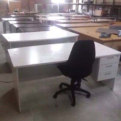 PLENTY OF OFFICE FURNITURE FROM R200 TO R1690