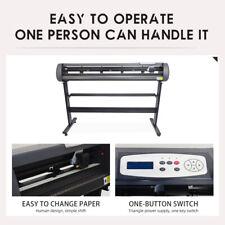 Us Stock 34 Vinyl Sign Sticker Cutter Plotter With Contour Cut Function Machine