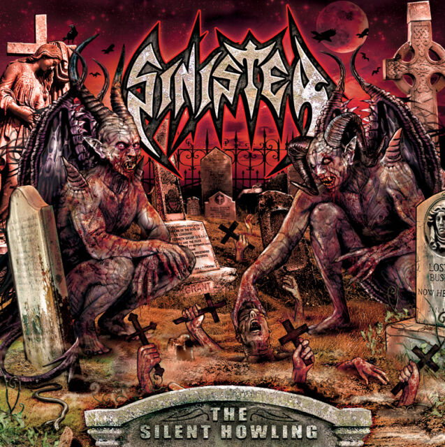 SINISTER - The Silent Howling - CD - 200588