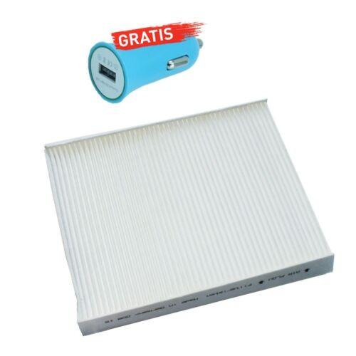 Filteristen Innenraumfilter für Fiat Bravo  Fiat Autoladegerät geschenk