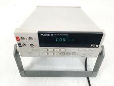 Fluke 45 Dual Display Digital Multimeter Jf Power On Jf
