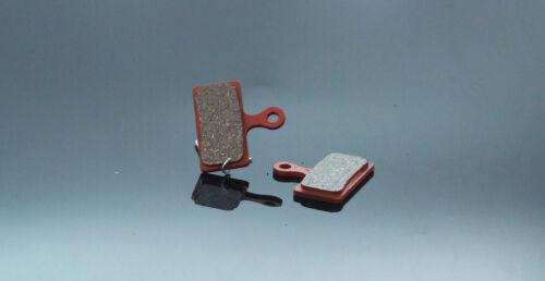 SHIMANO XTR POST 2010 BIKE  DISC PADS  MADE IN UK BY FIBRAX 995